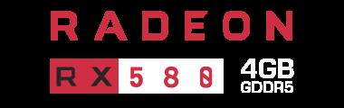 Radeon RX580 4GB