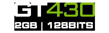 GT430 2GB GDDR5