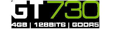 GT730 4GB GDDR5